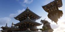 我的世界中国古建筑 离殿・秋手机版地图下载