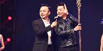 银汉游戏15周年庆典昨举办 星光闪耀大牌云集