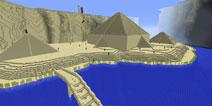 我的世界1.11存档下载 迷幻现境PC版存档下载
