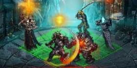 展开中世纪魔幻历险《地下城世界》登陆双平台