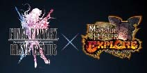 《怪物猎人:探险》将联动最终幻想:勇气Exvius