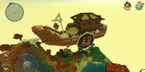 迷你世界空中浮船存档分享 迷你世界玩家存档分享