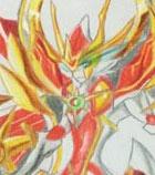 奥奇手绘---极耀时空圣龙5