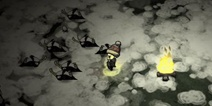 饥荒获取企鹅蛋