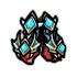 国王的勇士5战士棘蛟手套属性