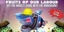 饥饿鲨:进化机械鲨怎么拿高分 技巧攻略