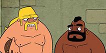 COC和CR系列动画,《Clash-A-Rama》爆笑来袭