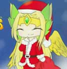 奥拉星圣诞快乐