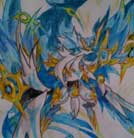 奥拉星手绘修罗完全体