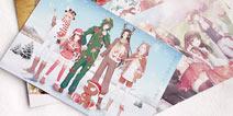 《夏目的美丽日记》新年狂欢祭 陪你度过一个温暖的冬天
