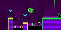 抖腿神作《几何冲刺世界》:这个游戏玩的我想砸手机