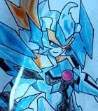 奥奇手绘---神锋白虎5