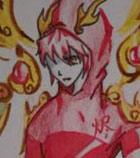 奥奇手绘---无烬圣龙拟人3