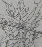 奥奇手绘---圣魔大天使13