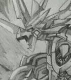奥奇手绘---超神光轮圣骑