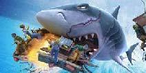 饥饿鲨:进化冰鲨和电鲨哪个厉害 鲨鱼对比解析