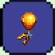 泰拉瑞亚琥珀马掌气球