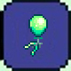 泰拉瑞亚绿色马掌气球