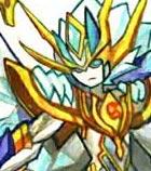奥奇手绘---疾光圣剑龙神2