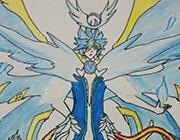 西普大陆手绘 自创天之战神·崆
