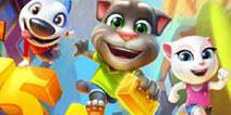 新角色新玩法来袭 《汤姆猫跑酷》版本更新