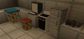 我的世界现代家具1.0.4【addons】