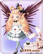 小花仙疯狂爱丽丝套装
