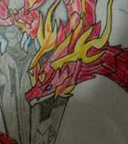 奥奇手绘---[斗零]无烬圣龙