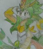 奥奇手绘---葫芦金刚3