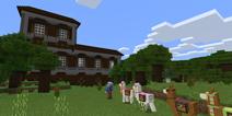 我的世界1.1探索更新攻略 林地府邸详解