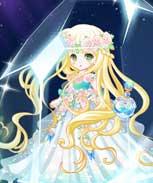 奥比岛冰中的女神