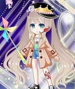 奥比岛时尚少女