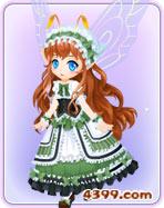 小花仙绿萝之森套装