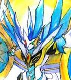 奥奇手绘---[梦谣]次元圣龙