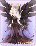 小花仙天使之堕套装