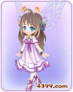 小花仙淡紫之忆套装