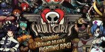 横跨多平台2D格斗大作《骷髅女孩》手游版正式上线