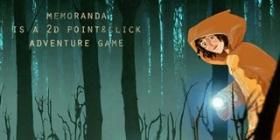 独立游戏《Memoranda》6月上架 村上春树的奇幻世界