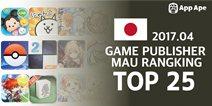 日本手游排行榜:LINE游戏MAU超1100万