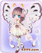 小花仙风语蝶恋套装