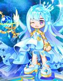 奥奇传说圣行星传说之Neptune服装