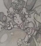 奥奇手绘---圣洁之梦爱心