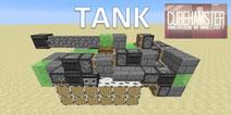 我的世界移动履带坦克下载 电脑版红石坦克存档下载