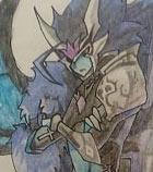 奥奇手绘---守护之梦暗黑