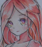 奥奇手绘---少女末炎
