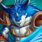 炉石传说龙牧卡组 冰封王座高胜率龙牧分享