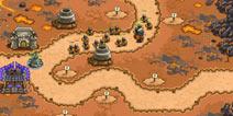 魔兽守卫军2第2关怎么过 燃烧之地图文视频通关攻略