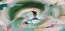 华美流畅的视觉效果 阴阳师玉藻前建模特效揭秘