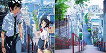 """日本官方做了个""""圣地巡礼""""表,去朝圣的二次元爱好者再也不怕迷路了"""