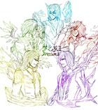 奥奇手绘---梦二队